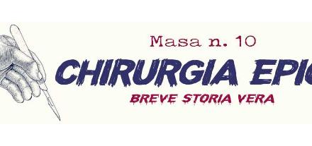 CHIRURGIA EPICA – AUDIORACCONTO
